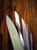Knives Royalty Free Stock Photos