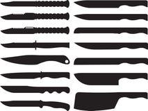 Knives Royalty Free Stock Photo