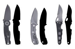 Knives Stock Images