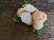 Knmcrk, genre de sucreries thaïlandaises Photos libres de droits