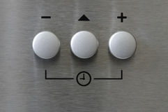 Knob 3 Royalty Free Stock Photos