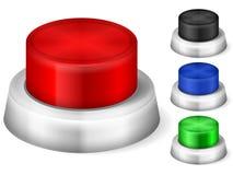 Knob buttons Royalty Free Stock Photos
