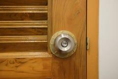 Knob locks Stock Photography