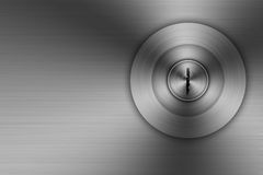 Knob Stainless steel Royalty Free Stock Photo