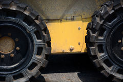 Knobby tires Royalty Free Stock Images