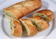 Knoblauch-Brot Lizenzfreie Stockbilder