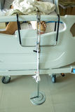 Knochenbruch Stockbild