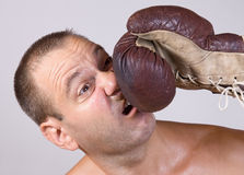 Knock out. The look at knock out stock photography