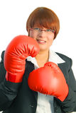Knock out Royalty Free Stock Images