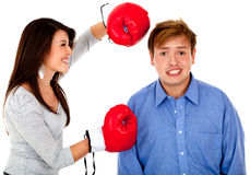 Knock-out Stock Photography