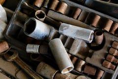 Knock-out Werkzeug Lizenzfreie Stockbilder
