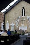 Knock Shrine, co. Mayo. Ireland Stock Photos