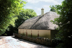 Knockanore thatch Stock Image