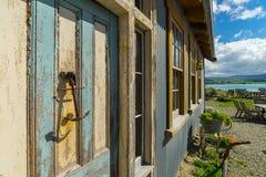 Knocker двери анкера Стоковые Фото