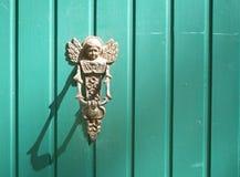 Knocker двери к стробу рая Стоковые Фото