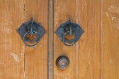 Knocker двери слонов Стоковые Изображения RF