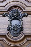 knocker двери головной Стоковая Фотография RF