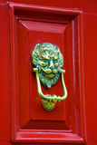 Knocker royalty free stock photo
