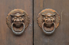 Knocker door Royalty Free Stock Photo