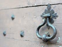 Knocker door. A knocker door vintage style Stock Image