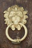 Knocker Handle. Door Knocker accesories Decorate Handle Stock Images
