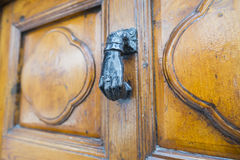 Knocker. Royalty Free Stock Images
