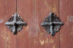 Knockers двери Стоковое Изображение RF