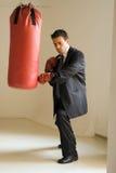 Knockout Blow Stock Photos