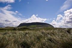 Knocnarea del strandhill Imagen de archivo libre de regalías