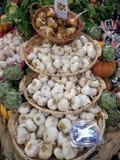 Knoflook en groenten Royalty-vrije Stock Foto