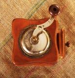 Knoflookmaalmachine Royalty-vrije Stock Foto
