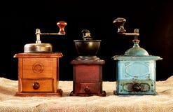 Knoflookmaalmachine Royalty-vrije Stock Fotografie