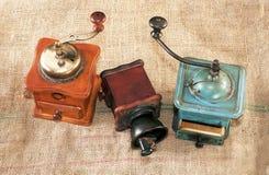 Knoflookmaalmachine Stock Afbeeldingen