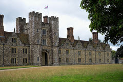 Knole House Royalty Free Stock Images