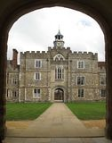 Knole house, Sevenoaks, Kent, England Royalty Free Stock Images