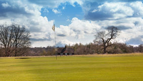 Knole local golf club. England Royalty Free Stock Photography