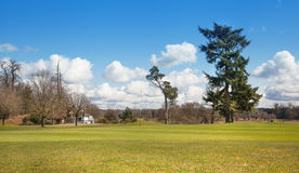 Knole local golf club. England Stock Images
