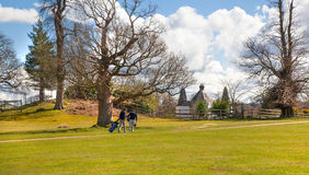 Knole local golf club. England Royalty Free Stock Photo