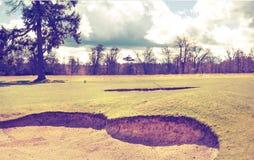 Knole local golf club. England Stock Photos