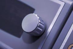Knop van het elektronische apparaat Royalty-vrije Stock Afbeelding
