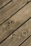 Knopen in het hout Royalty-vrije Stock Afbeelding