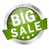 Knopf - großer Verkauf Stockfoto