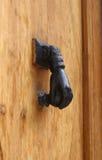 knopp för 2 dörrar Royaltyfri Bild