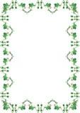 Knoppenkader 1 Royalty-vrije Stock Afbeelding