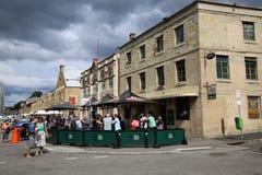 Knopwoods en Hobart Foto de archivo libre de regalías