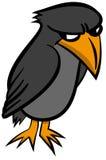 Knorrige vogel royalty-vrije stock fotografie