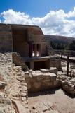 Knossos 1 Stock Afbeeldingen