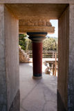 Knossos 2 Stock Photography