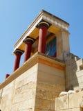 Knossos Royalty-vrije Stock Fotografie