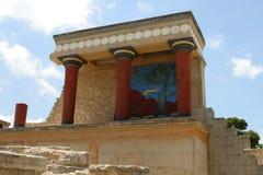 Knossos Stock Image
